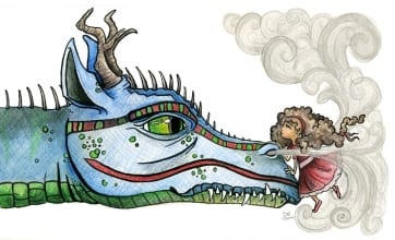 Dragon and Girl (2013)