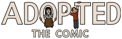 Adopted the Comic Logo/banner (2009 updated 2011)