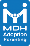 MDH Parenting Together Logo (2012)